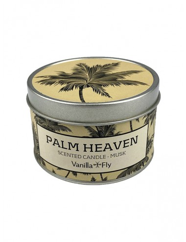 Candele  fantasia Palm Heaven